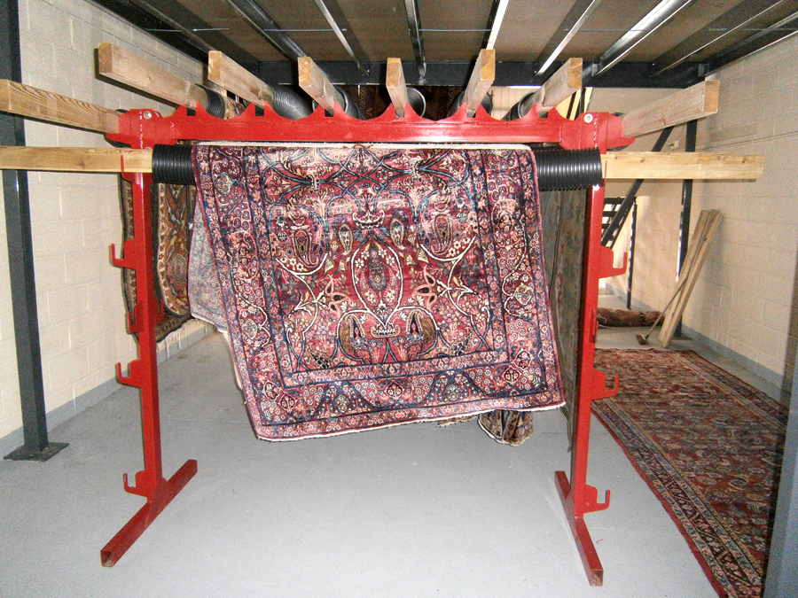 professional cleaning for carpets and rugs - Rug drying